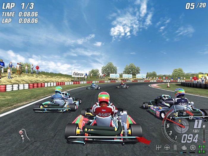 TOCA Race Driver 3 screenshot 1
