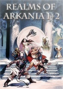 Realms of Arkania 1+2