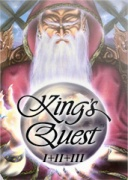 King\'s Quest 1+2+3