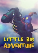 LITTLE BIG ADVENTURE (RELENTLESS: TWINSEN'S ADVENTURE)
