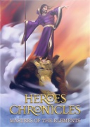 HEROES CHRONICLES [CHAPTER 3] - MASTERS OF THE ELEMENTS