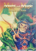 MIGHT AND MAGIC 4-5 - WORLD OF XEEN
